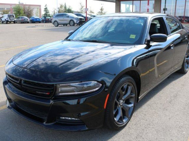 2017 Dodge Charger RALLYE Accident Free, Leather, Heated Seats, Sunroof, Back-up Cam, A/C, - Edmonton in Sherwood Park, Alberta