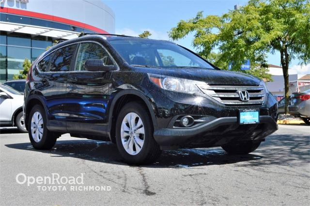2012 HONDA CR-V EX in Richmond, British Columbia