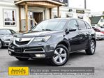 2013 Acura MDX SH AWD TRI ZONE CLIMATE PWR TAILGATE PERFECTION in Ottawa, Ontario