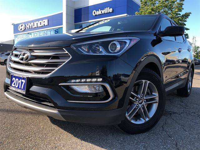 2017 HYUNDAI SANTA FE 2.4L  ALLOYS  FOG LIGHT  HEATED SEAT in Oakville, Ontario