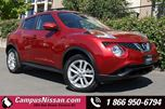 2015 Nissan Juke SV in Victoria, British Columbia