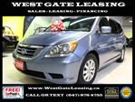 2009 Honda Odyssey EX-L  LEATHER  8 PASS SEATING  REAR CAMERA  in Vaughan, Ontario