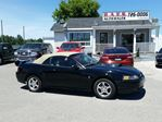2003 Ford Mustang Convertible in Barrie, Ontario