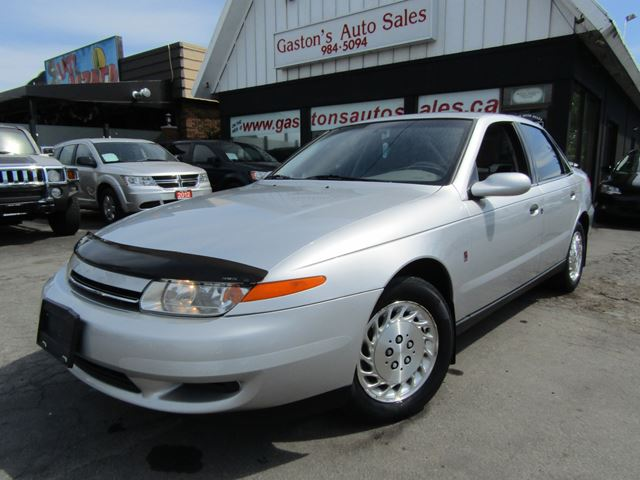 2002 SATURN L-SERIES LS  CERTIFIED! NICE CLICKS! in St Catharines, Ontario