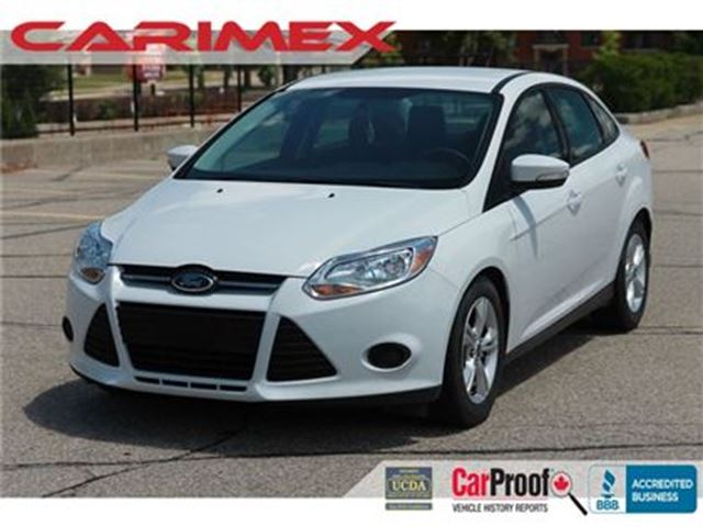 2013 Ford Focus SE CERTIFIED in Kitchener, Ontario