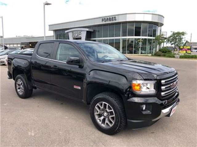 2016 GMC CANYON SLE \ CREW CAB \ ALL TERRAIN \ in Waterloo, Ontario