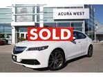 2017 Acura TLX Technology Package in London, Ontario