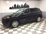 2015 Jeep Cherokee V6 Limited Tech Dual Roof Subwoofer+ in Calgary, Alberta