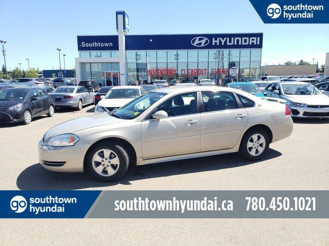 2009 CHEVROLET Impala LS/NO ACCIDENTS/FULLY INSPECTED in Edmonton, Alberta