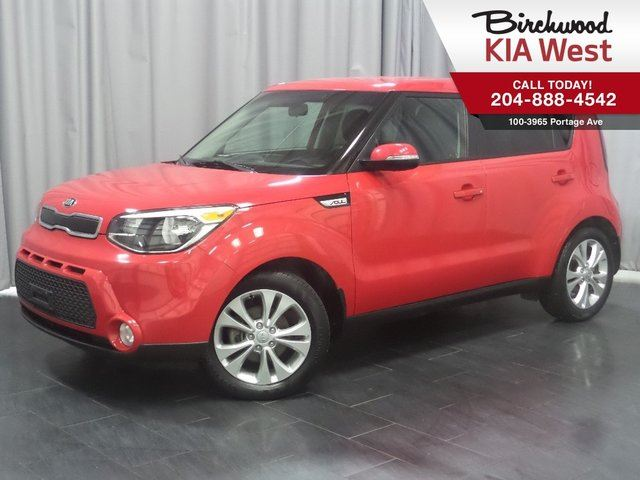 2016 KIA SOUL EX Heated Seats! Bluetooth! in Winnipeg, Manitoba