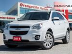 2011 Chevrolet Equinox 1LT A/C CRUISE CONTROL BLUETOOTH POWER WINDOWS in Orangeville, Ontario