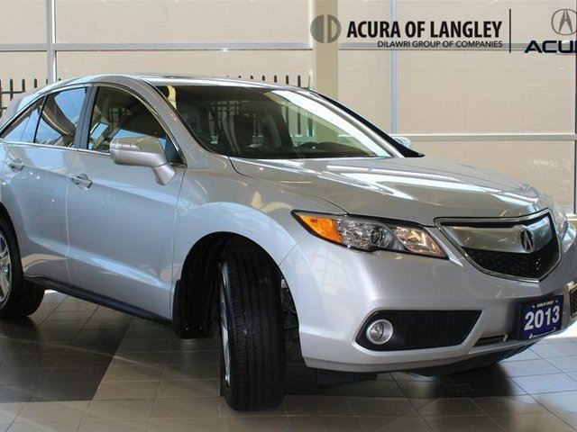 2013 ACURA RDX 6sp at in Langley, British Columbia