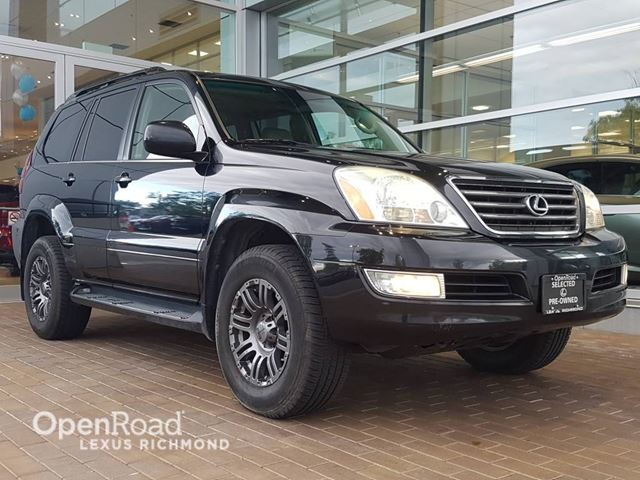 2006 LEXUS GX 470 Ultra Premium Pkg in Richmond, British Columbia