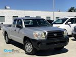 2007 Toyota Tacoma 2WD A/T Local Low KMs CD Player AUX A/C  in Port Moody, British Columbia