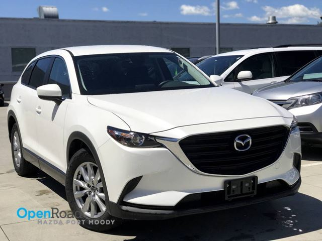2017 MAZDA CX-9 GS FWD A/T Local Bluetooth USB AUX Navi Cruise  in Port Moody, British Columbia