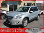 2009 Volkswagen Tiguan 2.0T 4-MOTION !!!NO ACCIDENTS!!! in Toronto, Ontario