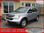 2008 Honda CR-V LX 4WD !!!NO ACCIDENTS!!! in Toronto, Ontario