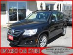 2011 Volkswagen Tiguan HIGHLINE 4-MOTION NAVIGATION PANO.ROOF in Toronto, Ontario
