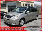 2005 Toyota Sienna LE !!!1 OWNER NO ACCIDENTS!!! in Toronto, Ontario
