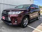 2017 Toyota Highlander   NAVI+HTD STEERING WHEEL+PANO ROOF+MORE! in Cobourg, Ontario