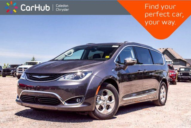2018 CHRYSLER PACIFICA Hybrid Limited in Bolton, Ontario