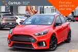 2018 Ford Focus RS in Thornhill, Ontario