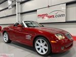 2005 Chrysler Crossfire Limited Manual Convertible Low Kms in St George Brant, Ontario