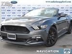 2016 Ford Mustang GT Premium - Leather Seats in Welland, Ontario