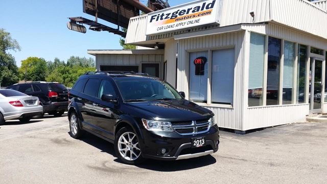 2013 Dodge Journey R/T AWD in Kitchener, Ontario