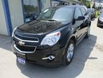 2014 Chevrolet Equinox LOADED 2-LT MODEL 5 PASSENGER 3.6L - V6.. LEATH in Bradford, Ontario