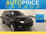 2015 Land Rover Range Rover Evoque Pure NAVIGATION|PANOROOF|LEATHER in Mississauga, Ontario