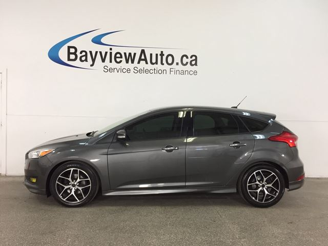 2015 FORD FOCUS SE - AUTO! ALLOYS! A/C! SYNC! CRUISE! in Belleville, Ontario