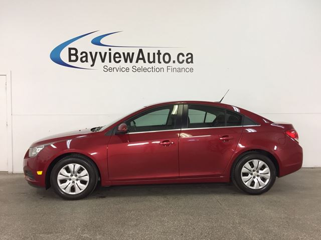 2014 CHEVROLET CRUZE 1LT - TURBO! REM START! ON STAR! A/C! CRUISE! in Belleville, Ontario