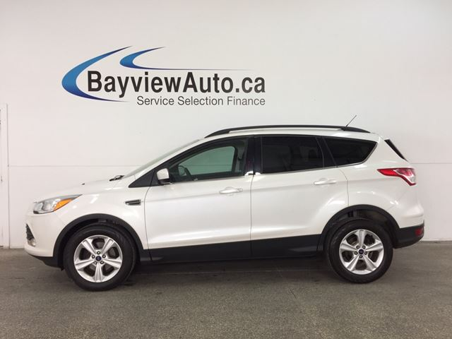 2014 FORD ESCAPE SE - ECOBOOST! KEYPAD! ALLOYS! HTD SEATS! SYNC! in Belleville, Ontario
