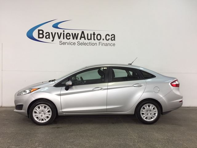 2014 FORD FIESTA SE - AUTO! A/C! SYNC! CRUISE! PWR GROUP! in Belleville, Ontario