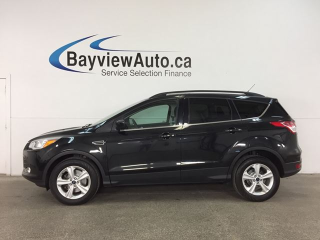 2015 FORD ESCAPE SE - 4WD! ECOBOOST! DUAL CLIMATE! HTD SEATS! SYNC! in Belleville, Ontario