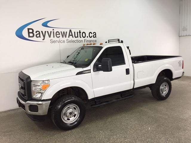2014 FORD F-250 XL - 6.2L!  in Belleville, Ontario