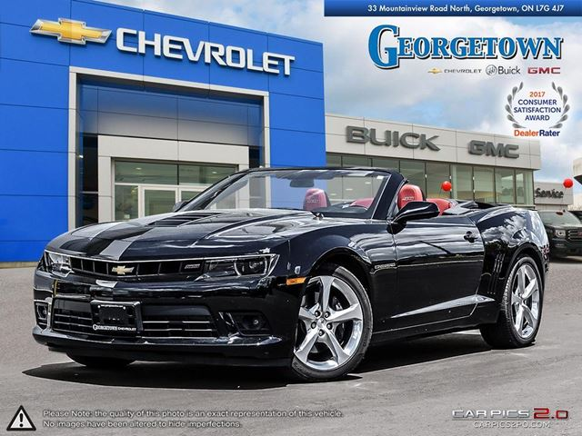 2015 CHEVROLET CAMARO SS SS 2SS *NAVIGATION* *GM EXHAUST* in Georgetown, Ontario