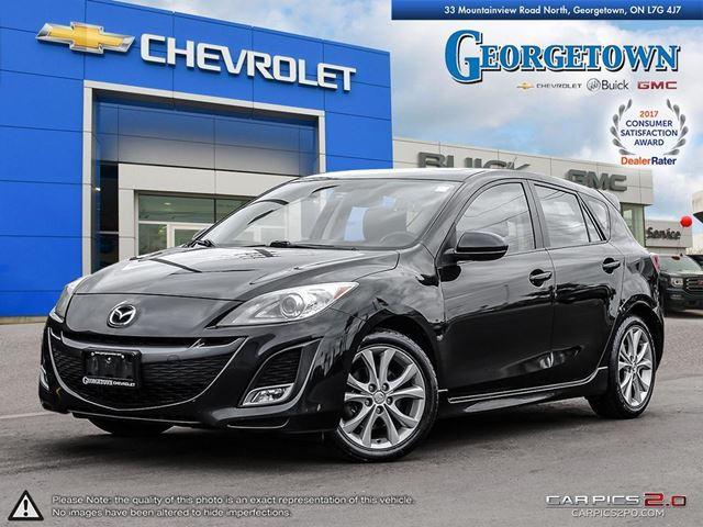 2011 MAZDA MAZDA3 GT *ACCIDENT FREE* in Georgetown, Ontario