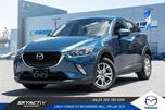 2018 Mazda CX-3 GS NAVIGATION*ALLOYS*LOW KMS in Richmond Hill, Ontario