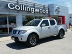 2018 Nissan Frontier PRO-4X with LEATHER PACKAGE in Collingwood, Ontario