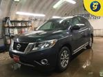 2013 Nissan Pathfinder SL*PANORAMIC ROOF*LEATHER*BACK UP CAMERA*7 PASSENG in Cambridge, Ontario