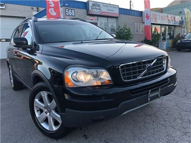 2009 VOLVO XC90 3.2_Navigation_Blind Spots_Dual DVD_Sunroof in Oakville, Ontario