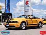 2012 Ford Mustang GT Convertible ~5.0L V8 ~Nav ~Leather in Barrie, Ontario