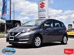 2017 Nissan Versa SV ~5.0 Touchscreen ~Backup Cam ~Heated Seats in Barrie, Ontario
