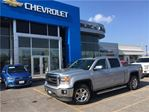 2015 GMC Sierra 1500 SLT 6.2L 4X4 HEATED/COOLED SEATS ONE OWNER!!! in Orillia, Ontario
