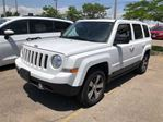 2016 Jeep Patriot HIGH ALTITUDE 4X4**LEATHER**SUNROOF** in Mississauga, Ontario