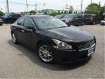 2011 Nissan Maxima 3.5 SV**LEATHER**SUNROOF**NAVIGATION** in Mississauga, Ontario