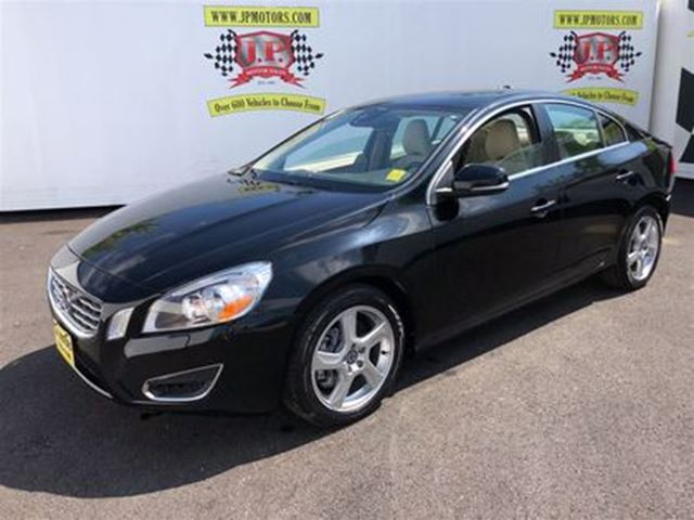 2013 VOLVO S60 T5, Automatic, Heated Seats, in Burlington, Ontario