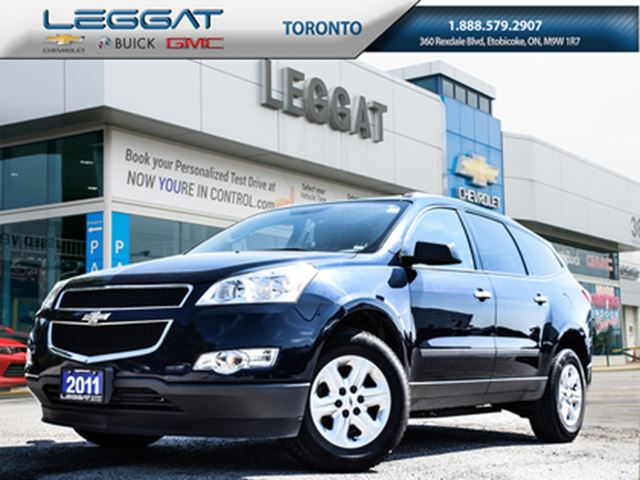 2011 Chevrolet Traverse 1LS in Rexdale, Ontario